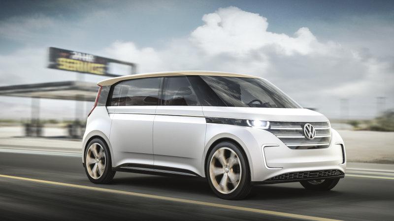 VW wants to build EV similar to Budd-e concept around 2020