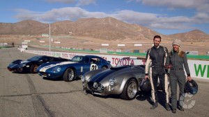 The List #0427: Drive retro Shelby racecars