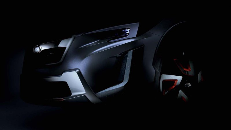 Subaru bringing new XV concept to Geneva