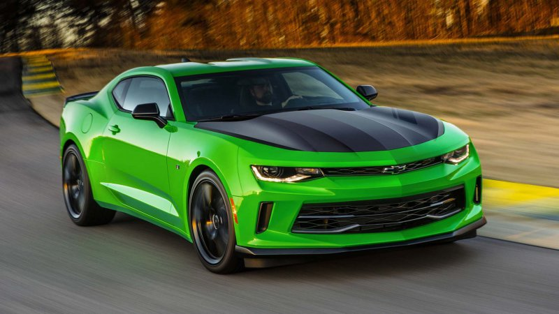 The Chevrolet Camaro 1LE returns with V6 or V8 power