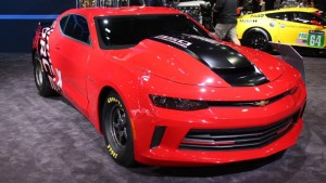 More than 5,500 people tried to get the 2016 Chevy COPO Camaro