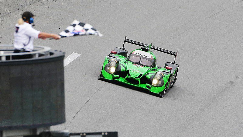 Derani guides ESM to victory at Daytona 24 Hours