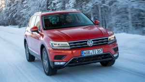 Driving a Euro-spec VW Tiguan, and what it means for the US [w/video]