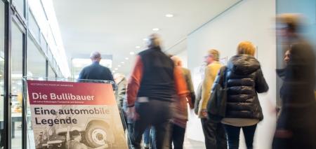 """""""Die Bullibauer"""": Ausstellung zum 60-jährigen Jubiläum."""