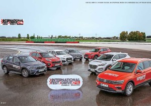 International Test Drive Rome 2016 – Συγκριτική αξιολόγηση 7 SUVs