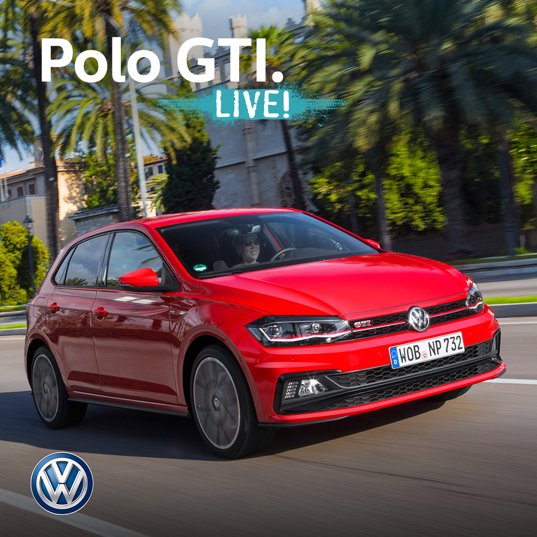 Volkswagen SUV & Sports LIVE με μεγαλη ΠΡΟΣΦΟΡΑ